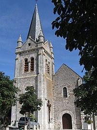 La Chapelle-Saint-Mesmin église Saint-Mesmin 1.jpg