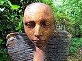 La Famlla by MIke Roig Martin by W Moore Art in the Garden Hillsborough NC 3648 (35336274763).jpg