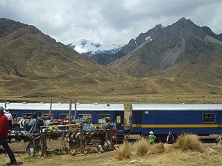Layo District District in Cusco, Peru