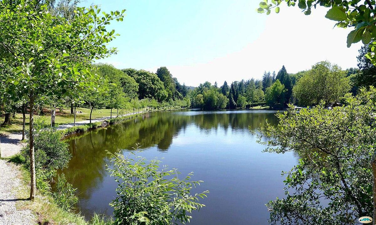 Archivo:Lago Castiñeiras, Vilaboa, Galiza.jpg - Wikipedia, la ...