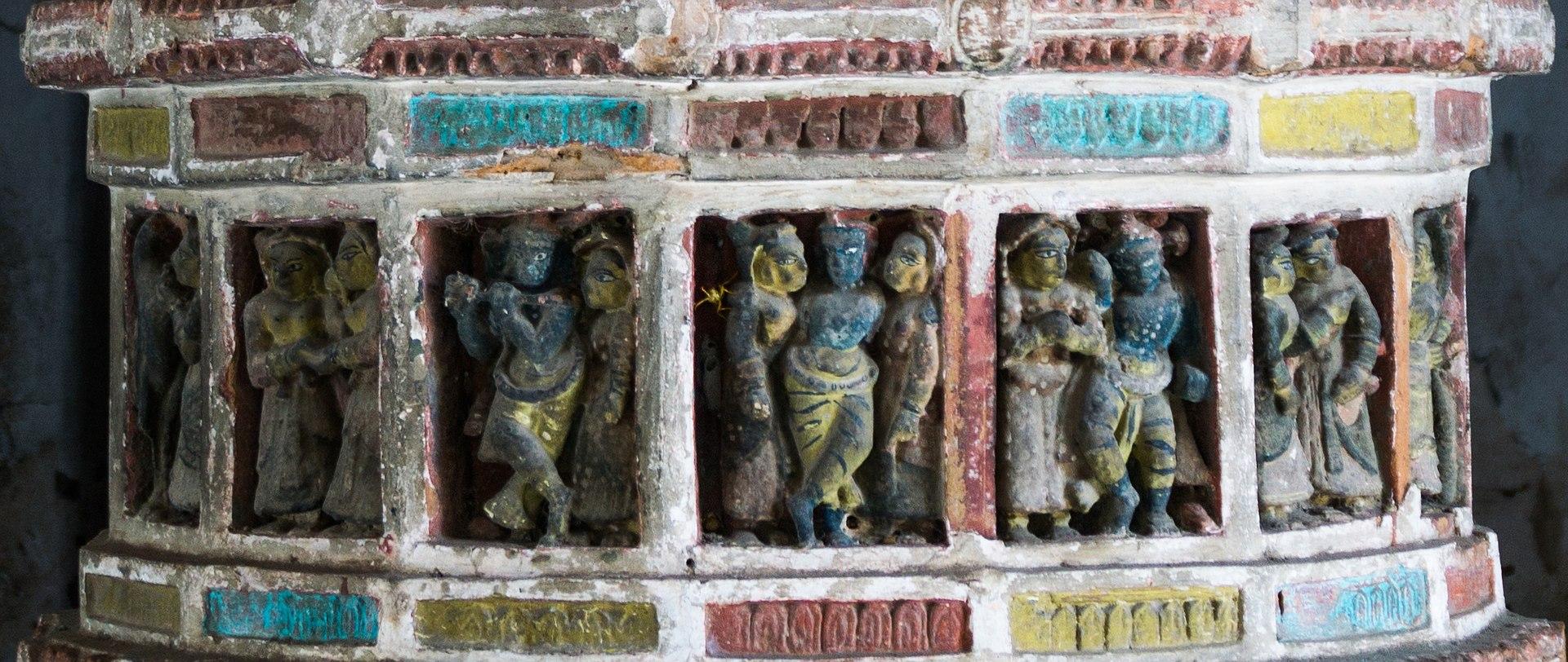 Lalji Temple - Kalna - Inner Panel - 9.jpg