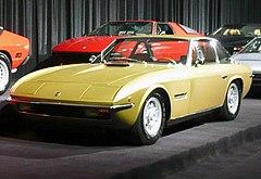 Lamborghini Islero 400 GTS – Wikipedia, wolna encyklopedia