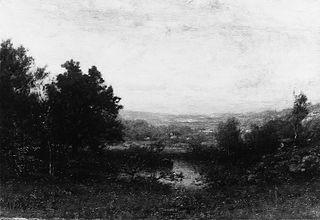 Landscape in the Adirondacks