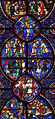 Laon Cathedral Stained Glass Window Central Aisle 03.JPG