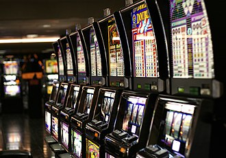 Slot machine - Las Vegas slot machines