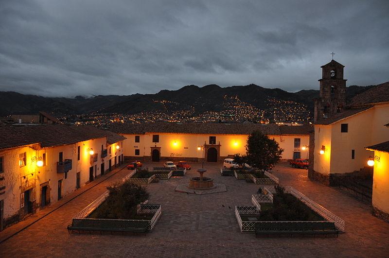 Hotel bom e barato em Cusco