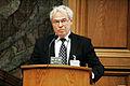 Lasse Wiklof, aland, talar under Nordiska radets session 2006.jpg