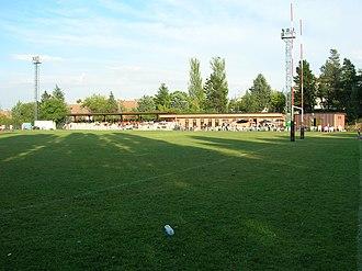 Alcobendas Rugby - Image: Lasterrazas
