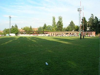 How To Get To Campo De Rugby Las Terrazas In Alcobendas By