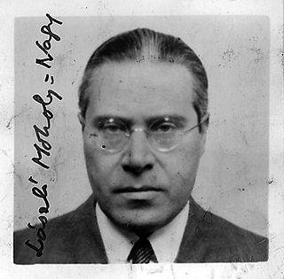 image of László Moholy-Nagy from wikipedia