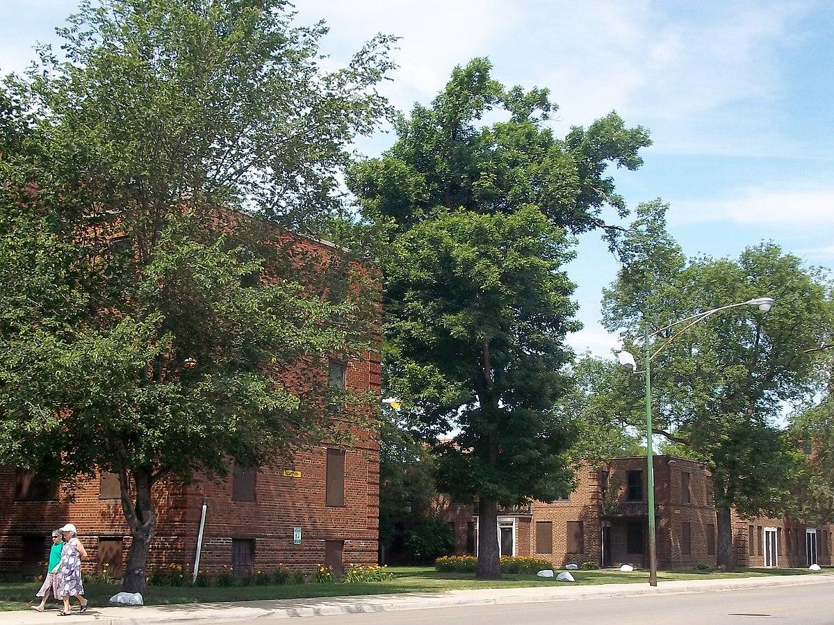 North Park Lincoln >> Julia C. Lathrop Homes - Wikipedia