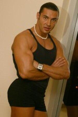 Latin Lover (wrestler) - Image: Latin Lover