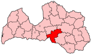 Aizkraukle District - Image: Latvia Aizkraukle