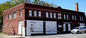 Laugh-O-Gram Studio - Laugh-O-gram Studio in August 2010