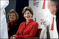 Laura Bush heart truth.jpg