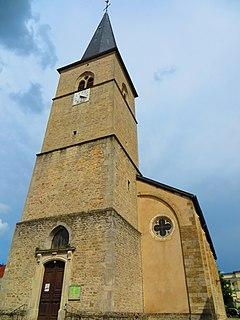 Lay-Saint-Christophe Commune in Grand Est, France