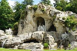 Le chateau de versailles le jardin 97