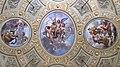 Le plafond de la salle de bal du Casino Nobile (Villa Torlonia, Rome) (34334189566).jpg