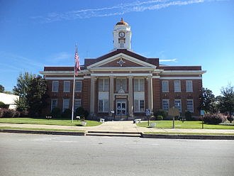 Lee County, Georgia - Image: Lee County Courthouse, Leesburg