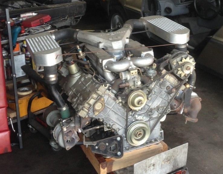 Legend engine