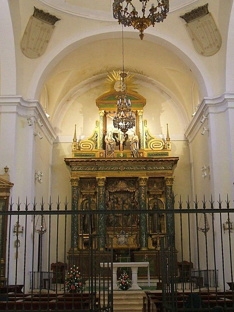 Lerma - Convento de la Ascension de Nuestro Señor (MM Clarisas, clausura) 3.jpg