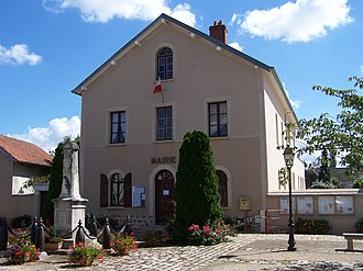 Les Alluets-le-Roi - Town hall