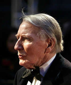 Leslie Phillips - Phillips at the Orange British Academy Film Awards in February 2007