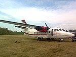 Let L-410 Turbolet OK-JUM, Prostějov 2013.08.04 (01).jpg