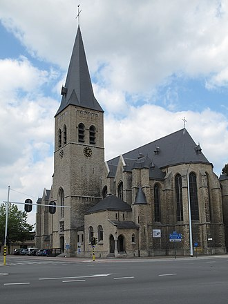 Lier, Belgium - Image: Lier, kerk in buitengebied foto 6 2009 08 30 13.18