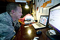 Lieutenant gets Facetime with newborn son 110521-F-WA896-001.jpg
