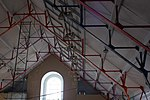 Liggett Hall Gymnasium - Ceiling.jpg