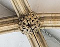 Lincoln Cathedral Morning Chapel, North Eastern Boss (26387702928).jpg