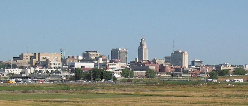 Lincoln, NE skyline