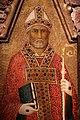 Lippo memmi, santo vescovo, 1330 ca. 02.jpg