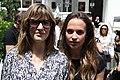 Lisa Langseth & Alicia Vikander Cannes 2012.JPG