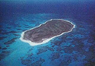 Lisianski Island One of the Northwestern Hawaiian Islands
