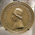 Lisisppo il giovane, medaglia con autoritratto, 1475-80, recto.JPG