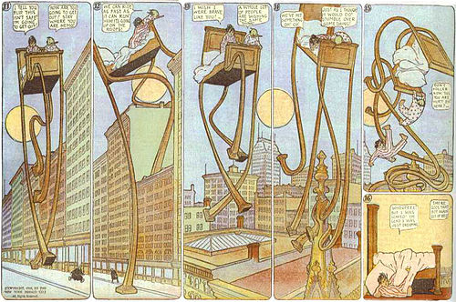 Image result for little nemo in slumberland winsor mccay