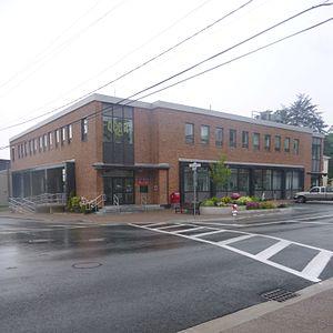 Liverpool, Nova Scotia - Liverpool post office