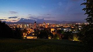 City Municipality of Ljubljana City municipality of Slovenia