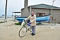 Local fisherman, Port Nolloth, Northern Cape, South Africa (20350251268).jpg
