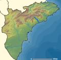Localización del río Amadorio respecto a la provincia de Alicante.png