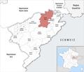 Locator map of Kanton Bavans 2019.png