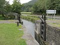 Lock on Neath Canal - geograph.org.uk - 549590.jpg