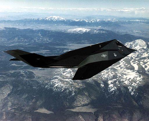 Lockheed F-117A Nighthawk Persian Gulf 1996