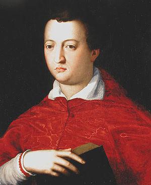 Giovanni de' Medici (cardinal) - Giovanni de' Medici