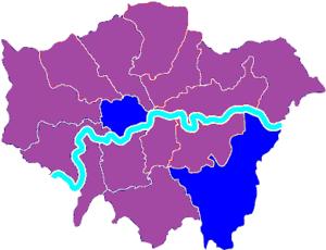 London mayoral election, 2000