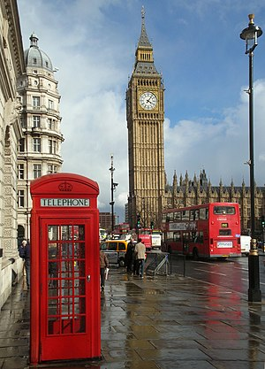 time in london - photo #4