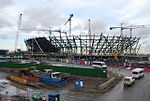 London olympic stadium construction.jpg