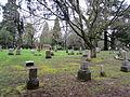 Lone Fir Cemetery in SE Portland, OR, 2012.JPG